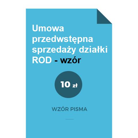 umowa-przedwstepna-sprzedazy-dzialki-rod-wzor-pdf-doc