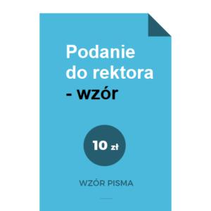 podanie-do-rektora-wzor-pdf-doc